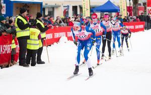 Linn Sömskar tog hem guldet i Kristinaloppet under lördagen.