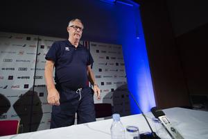 Lars Lagerbäck, Islands mirakelman, är tillbaka i blågult efter EM-succén.