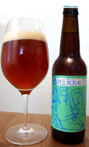 Häftig ale. Danska Mikkeller har bryggt ett extremt läcker IPA hos de innovativa skottarna Brewdog.