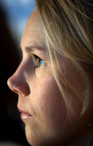 Anna Olsson siktar på  medalj i dagens sprint i VM i Liberec.