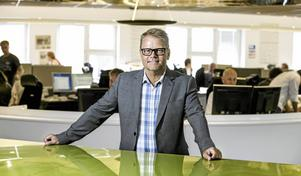 Anders Nilsson Chefredaktör på NA