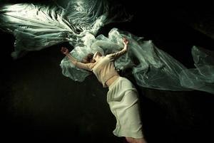 Onsdag kväll dansade Maria Nilsson Waller solot