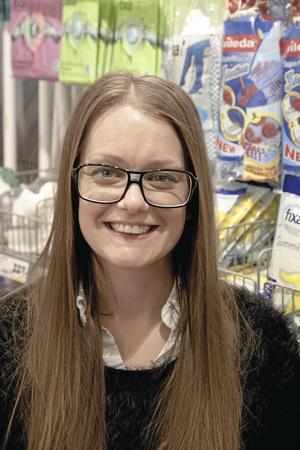 Caroline Söderlund, kemikaliesamordnare, Västerås stad.