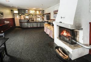 Restaurangen har fått ett ordentligt lyft sedan nystarten på Kappruet