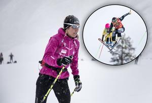 Charlotte Kalla gillar inte förslaget om hoppmoment, som i skicross, inom längdskidåkningen.