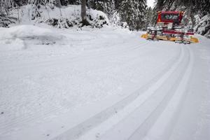 – Vinterstaden är inget begrepp som någon stad har ensamrätt på, säger Kjell Undén, Svensk Handel i Sundsvall.