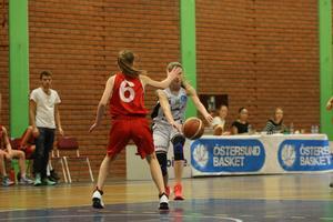 Mika Vågström utsågs till helgens MVP. Den spelskickliga Östersundsspelaren är en jättetalang, med ett ovanligt moget spel för att vara så ung.