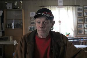 Lars Borg, 64, arbetstränar.