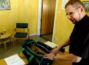 Slutjobbat. I fredags förra veckan packade Rolf Barreby sina tillhörigheter och lämnade jobbet som praktiksamordnare på kommunens arbetsmarknadsenhet.