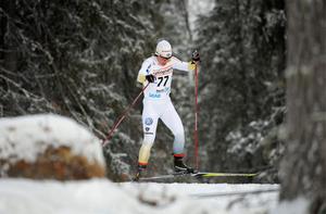 Säsongen 2010/2011 kan Charlotte Kalla och de andra världscupåkarna komma till Östersund. Arkivbild: Scanpix