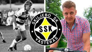 Conny Collander spelade med VSK på 90-talet. Nu kliver han in i rollen som ungdomsansvarig i Skiljebo.
