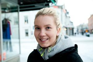 Jennie Söderlind, Sollefteå:– Jag såg dem på teve när jag var liten. Jag gillar dem, särskilt lilla My. Hon är söt och tuff.