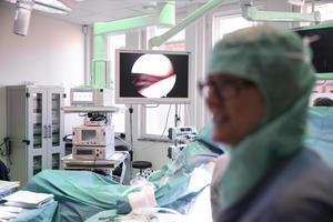 Kirurgikliniken vid Falu lasarett.