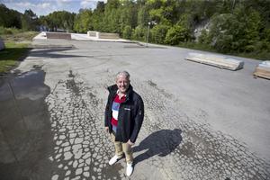 Thomas Rehn på Mimer är projektledare för kvarteret Matboden.