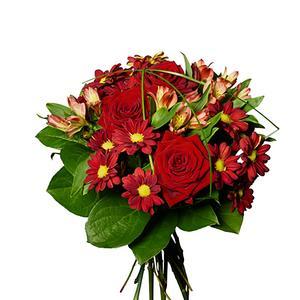 Säg det med blommor, Interflora, 495:-