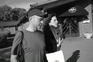 Peter Lucas Erixon har intervjuat Patti Smith vid flera tillfällen då hon besökt Sverige och han arbetar med en intervjubok, som delar av det här materialet är hämtat ur.