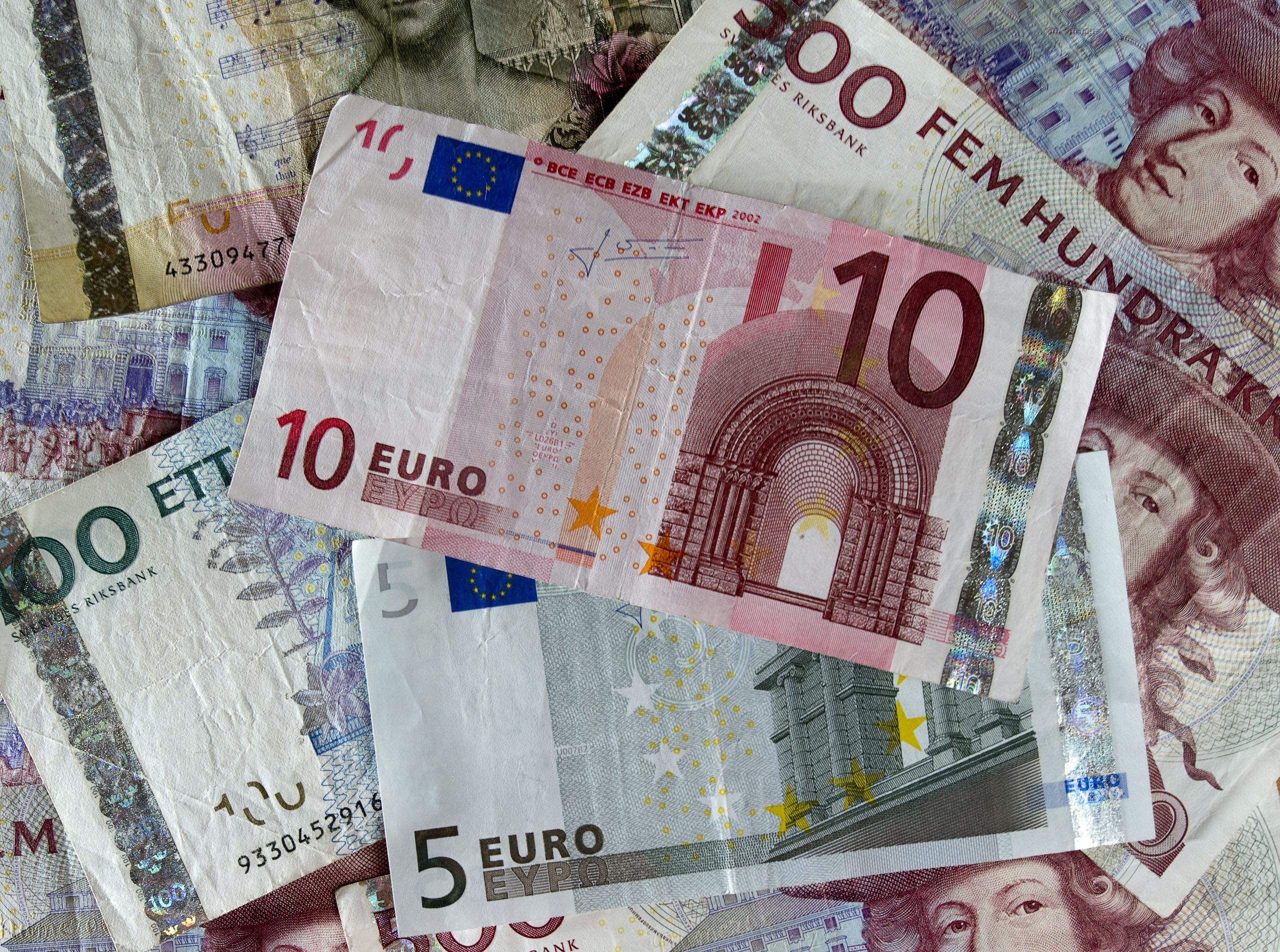 växla pengar erikslund