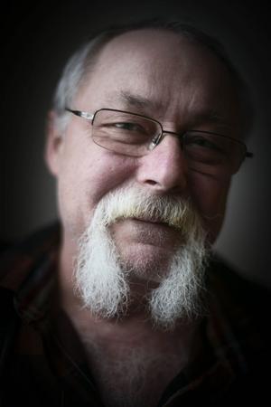 Gunnar Berglunds mustasch är på sätt och vis ett resultat av Försäkringskassans omorganisation.
