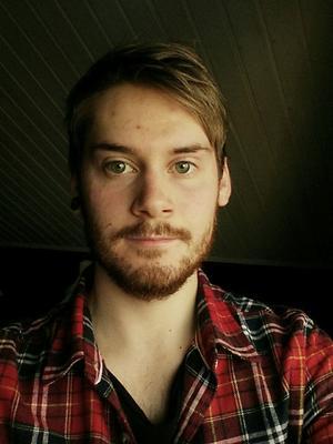 Rickard Gustafsson.