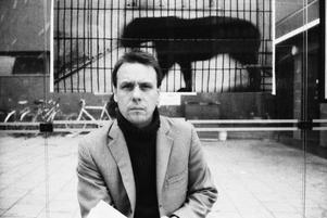 Nils Claessons debutroman Blåbärsmaskinen, som handlar om pappa Stig Claesson, Slas, kommer ut i dag. Foto: Ruin