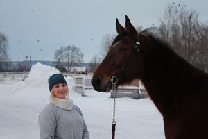 Sara Blomqvist tror och hoppas att Rommes prova-på-kurs kommer att locka många vecka 10.