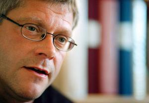 Björn Swedén gymnasieenhetschef på Hedbergska.