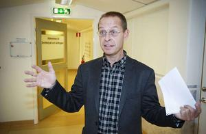 Micael Widerström, smittskyddsläkare.