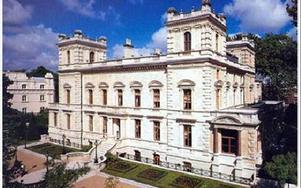 Lakshmi Mittals villa i Kensington London, köptes för motsvarande en miljard kronor under 2008. Det är världens dyraste villa.Foto: AP