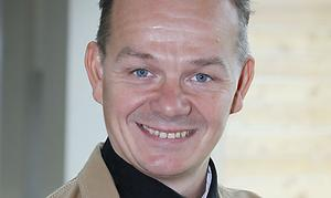 Pär Löfstrand (FP) länsordförande och kandidat till Europarlamentet.