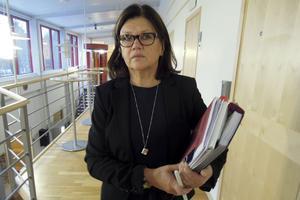 Vice chefsåklagare Gun-Britt Ström