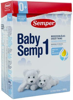 Semper Baby Semp 1.