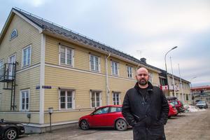 – Jag är oerhört glad, det är fantastiskt roligt, säger fastighetsägaren Henrik Fredriksson.