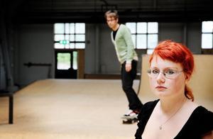 Erika Nordström och Viktor Einemo kämpar för att bevara det nya Gumpels.