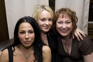 BMB Susan, Emma och Katta.