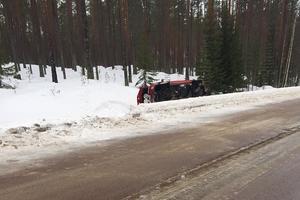 Olycka vid Krokströmmen.