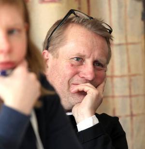 """""""Inflyttning är viktigt. En kommun med minskande befolkning får svårt att få resurserna att räcka""""Mikael Nyman, Gävles nya inflyttningsgeneral"""