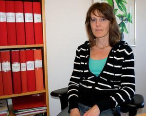 – Det är positivt att många ungdomar vill ha drogfria aktiviteter på helgerna, säger Mia Johansson.