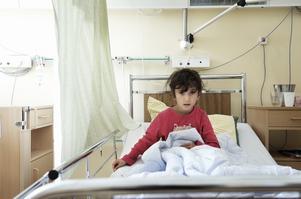 Barez Sabah är underviktig och har ont i njurarna. Nu ska hon och hennes familj utvisas till Irak. Foto:Stina Rapp
