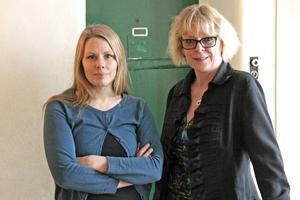 Desirée Kjellberg och Katarina Kallings pratar mycket om genus och mångfald i sitt arbete på Sveriges Fängelsemuseum, som ligger i framkant bland museer i dessa frågor i Sverige.
