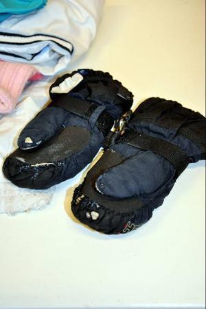 Kupan säger nej tack till smutsiga och trasiga kläder. Men helt och rent tas emot med tacksamhet.