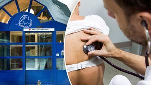 En patients andningsbesvär var symptom på blodproppar i lungorna, men tolkades som ångest. Bilden har inget med händelsen att göra.