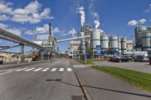 Korsnäsfabriken i Gävle går samman med Billerud till hösten och hudvudkontoret flyttas till Stockholm. Det nya namnet blir Billerud Korsnäs.