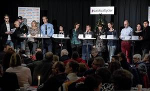 Tisdagens #sundsvalltycker handlade om missbruksproblematiken i Sundsvallsområdet. Ämnet berör och orsakade en livlig debatt.
