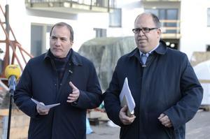 Socialdemokraternas partiledare Stefan Löfven och LO:s ordförande Karl-Petter Thorwaldsson tycks inte ha förstått att arbetsmarknaden inte är ett nollsummespel.