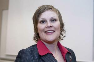 – Vi tar in extern hjälp för att klara alla uppgifter, säger Sara Nylund.