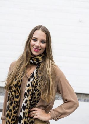 Agnes Carlsson är en av deltagarna i