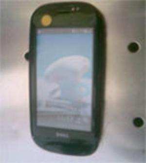 Dells första mobiltelefon
