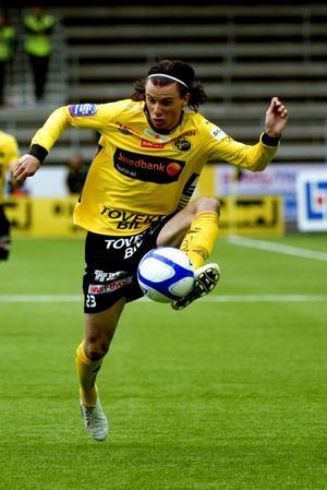 Elfsborgs succéspelare Niklas Hult är fostrad i IFK Värnamo.