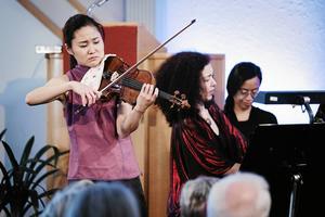 Världsklass är rätt beskrivning av Sayaka Shojis spel i Mendelssohns violinkonsert.