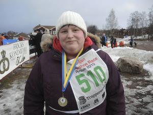 Anna Isaksson var en av deltagarna.